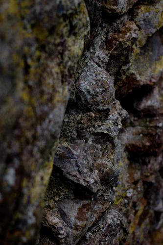Alte Steinmauer