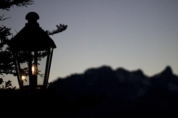 Aussicht auf den Thunersee von Hilterfingen