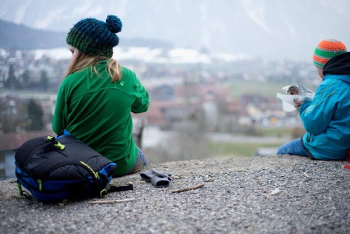 Schnuppertag Pfadi Berner Oberland in Spiez