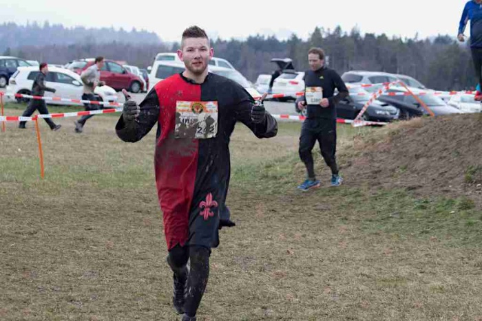 Survival-Run auf der Allmend in Thun