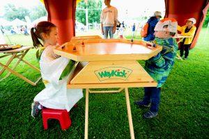 WeyKick am Kinderland-Openair in Thun