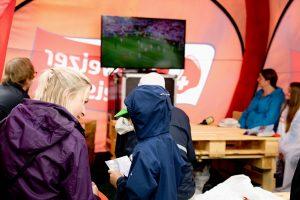 Fussballmeisterschaft am Kinderland-Openair