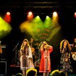 A-WA Konzert am Festival Amschluss