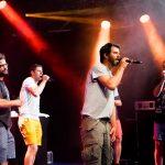 Chlyklass-Konzert am Openair AmSchluss in Thun auf dem Mühliplatz