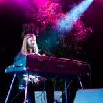 Konzert der Colin vallon Electro Group am Festival Openair Am Schluss in Thun auf dem Mühliplatz