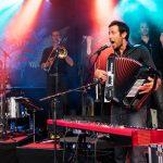 Gustav-Konzert Festival am Schluss in Thun auf dem Mühliplatz