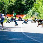 Downhill-Longboardgruppe