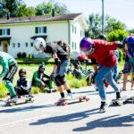 Start Longboard Downhill-Race