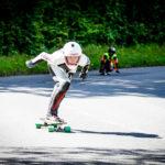 Downhill-Longboarderin