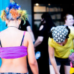 verrückt am Buskers-Strassenfestival Bern