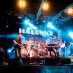 Halunke-Konzert am Thunfest auf dem Rathausplatz