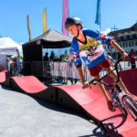 BMX-Trail in Thun am Thunfest