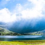 Wanderung Mittelpunkt der Schweiz Seefeldsee