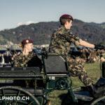 Pferdewagen am Thun meets Army and Airforce